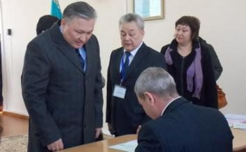 С этим выбором связано дальнейшее развитие страны - Н. Абдибеков