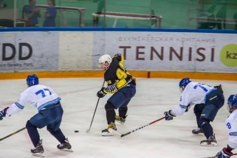 Фоторепортаж с товарищеского матча «Темиртау» — «Снежные Барсы» 1:3