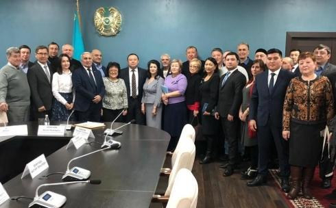 В Караганде представили нового руководителя КГУ «Қоғамдық келісім»