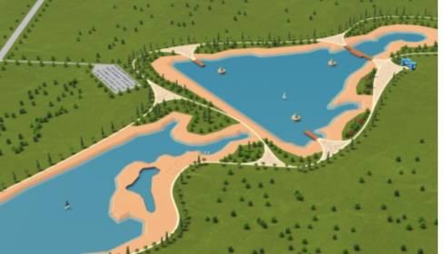 Вишнёвый сад разобьют в новом триатлон-парке в Караганде