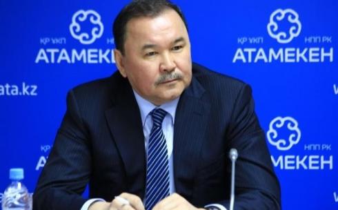 В Караганде Болат Палымбетов встретится с предпринимателями