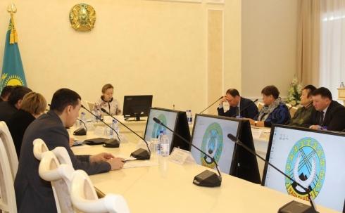 В Караганде рассмотрели дисциплинарные дела в отношении трех чиновников