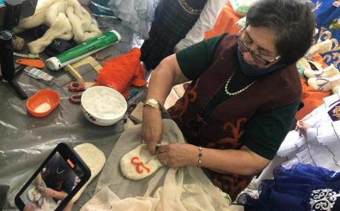 День ремесла: краеведческий музей Караганды организовал демонстрацию народных умений