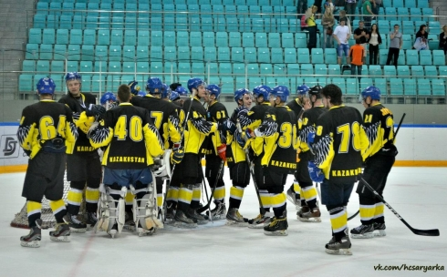 «Астана» разгромила «Беркут»