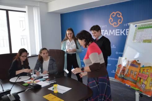Карагандинских школьников учат основам бизнеса