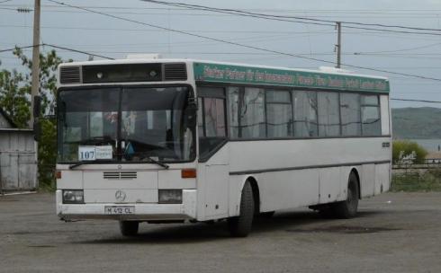 Маршрут № 107 Караганда-Темиртау является убыточным