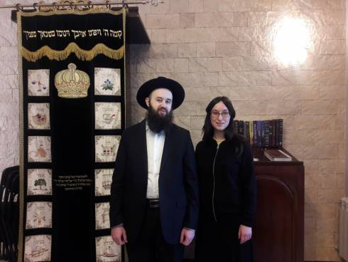 Карагандинские евреи встречают новый 5779 год