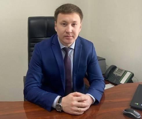 В Управлении госзакупок Карагандинской области новый руководитель