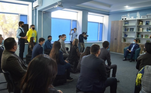 В Карагандинской области открыли волонтерский центр «Qoldau»