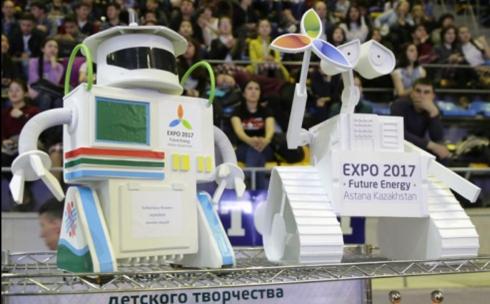 Робототехника может стать обязательным предметом в школах Казахстана