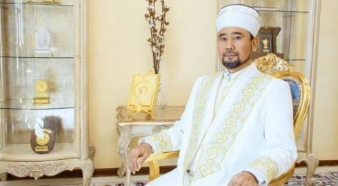 Верховный муфтий поздравил казахстанцев с праздником Курбан айт