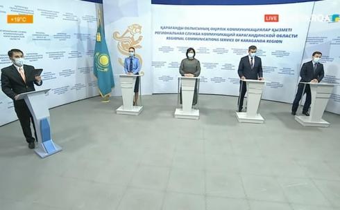 О штрафах и требованиях к возобновлению деятельности объектов рассказали в Карагандинской области