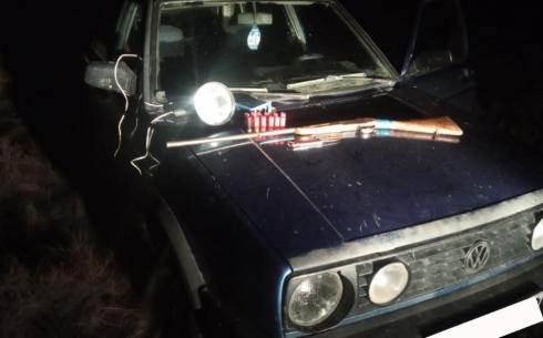 В Карагандинской области продолжается незаконная охота