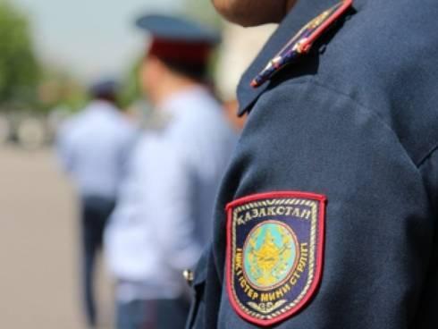 За нанесенный полицейскому удар оштрафован житель Темиртау