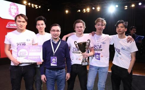 В Караганде завершился киберспортивный турнир Alaman Cup:Qarag'andy