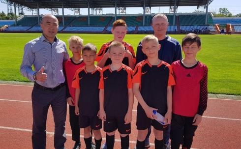 Юные карагандинские футболисты поедут на финал Международного турнира в Москву
