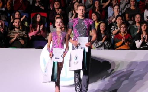Карагандинцы стали призёрами международного турнира и этапа кубка мира по спортивной акробатике