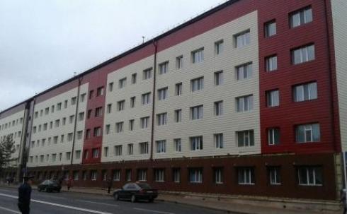 Скоро в Караганде начнёт работу терапевтическое отделение Областной клинической больницы