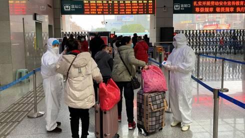 Приезжающих в Казахстан из стран с коронавирусом будут делить на 3 категории