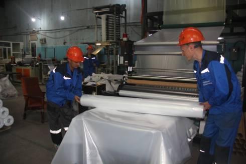 Карагандинские производители геомембраны расширяют производство за счет государственных программ поддержки бизнеса