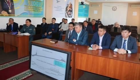 Сельских акимов учат тому, как подготовиться к паводкам в Карагандинской области