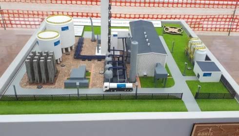 В Темиртау построят вторую воздухоразделительную установку