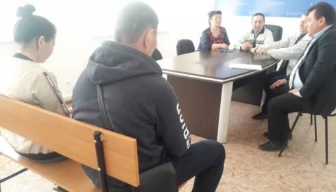 Первые успехи Совета Биев Бухар-Жырауского района по урегулированию спора