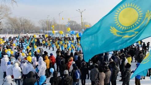 Растет численность населения Казахстана