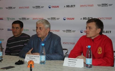 Мини-футбольный клуб «Тулпар» больше не имеет отношения к Караганде