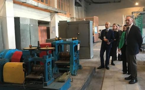 Карагандинский государственный индустриальный университет посетили представители США