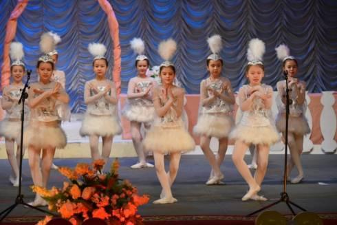 Благотворительный концерт «Жарқын болашаққа бірге» прошел в Караганде