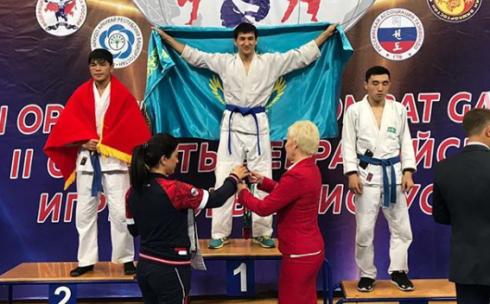Карагандинец выиграл чемпионат Азии по рукопашному бою