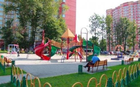 В 2020 году в Караганде благоустроят 122 дворовые территории