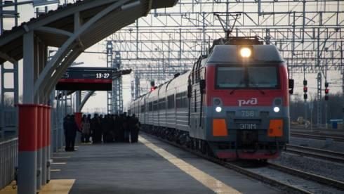 Тарифы на железнодорожные перевозки в Казахстане останутся прежними