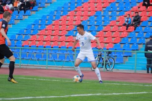 Фоторепортаж с матча Кубка Казахстана «Тараз» — «Шахтёр» 2:0