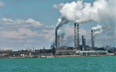 Вице-министра энергетики тревожит загрязнение озера Балхаш
