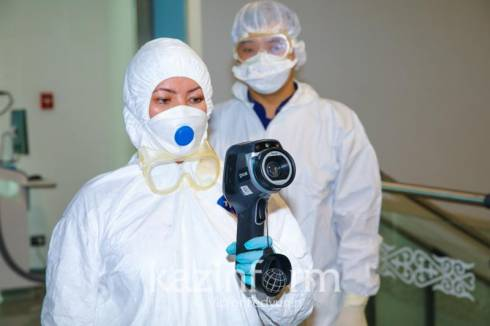 Прогноз по достижению пика коронавируса и спаду дал Елжан Биртанов