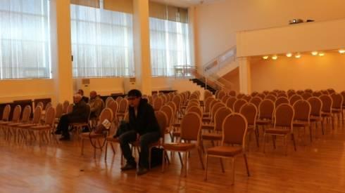 Темиртаусцы проигнорировали публичные слушания по повышению тарифа на электроэнергию
