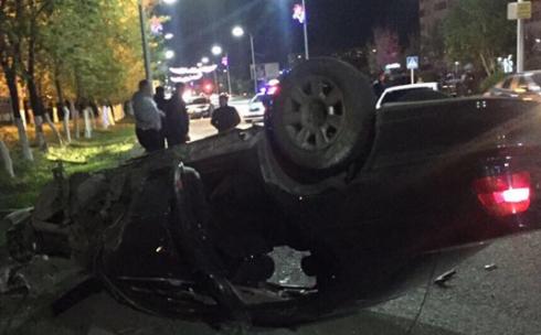 В Караганде девушку сбили насмерть прямо на пешеходном переходе
