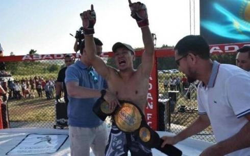 В Каркаралинске прошёл Международный турнир ABADAN FIGHTING Championship - Vll