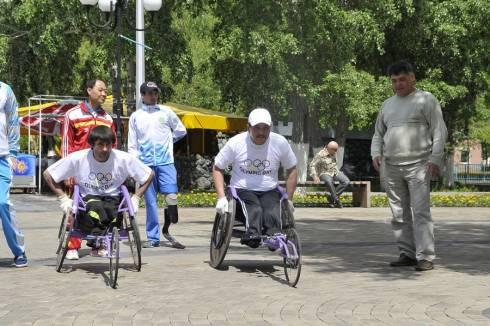 В Караганде пройдет спартакиада среди спортсменов с особыми потребностями