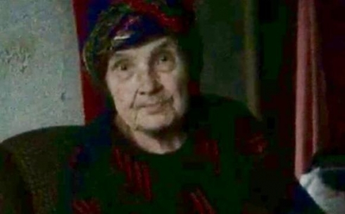 Пропавшую в Караганде пожилую женщину нашли