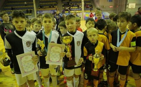 В Караганде наградили победителей турнира памяти ветеранов «Шахтера»