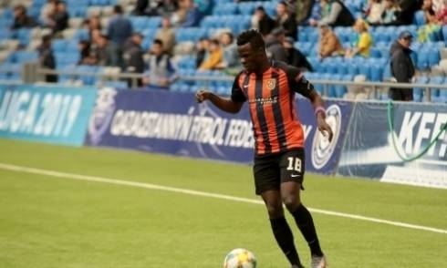 Хавбек клуба КПЛ попал в окончательную заявку своей сборной на Кубок Африканских Наций