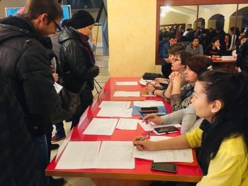 Более 15 тысяч безработных трудоустроили в 2018 году в Караганде