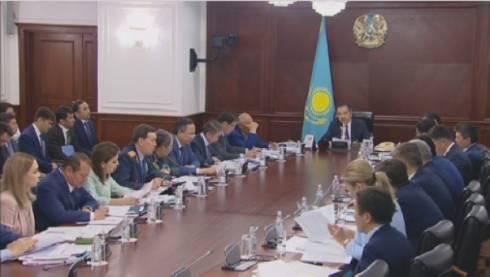 Сагинтаев поручил ускорить строительство общежитий