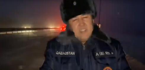 Департамент по ЧС Карагандинской области предупреждает население об опасности шторма