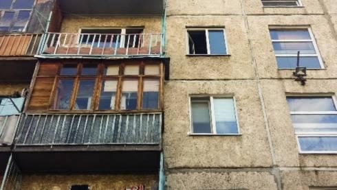В Шахтинске может рухнуть жилая пятиэтажка