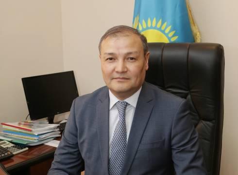 Ерлан Кошанов представил нового акима Балхаша