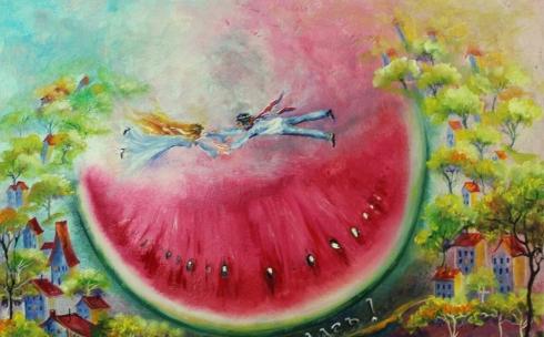 В Караганде откроется персональная выставка Лилии Лукмановой «Радость бытия»